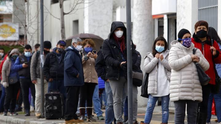 Movimientos sociales y tercer retiro: No es un momento feliz porque la crisis la siguen pagando las y los trabajadores