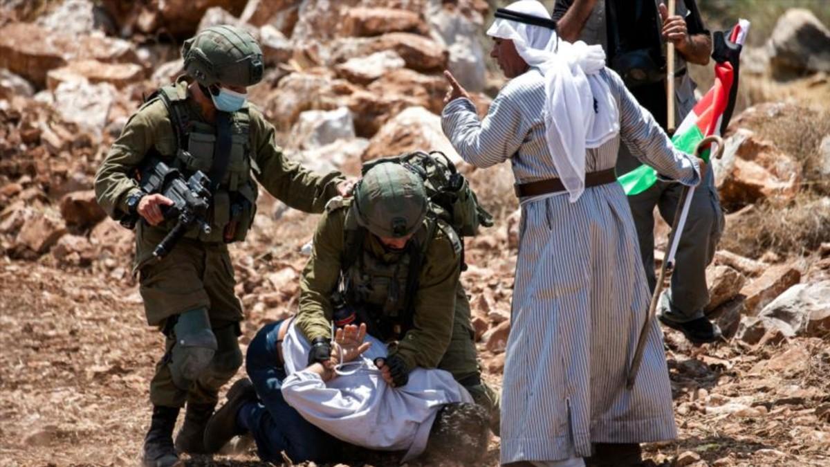 Israelíes atacan hospital en Cisjordania y ejecutan detenciones arbitrarias
