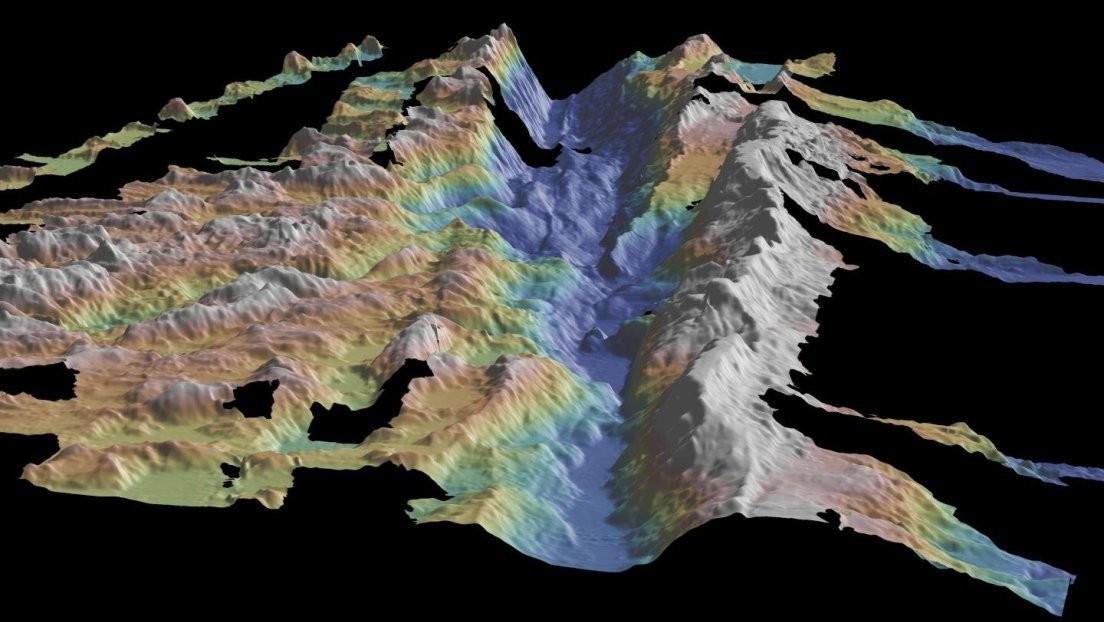 Rastrean por primera vez un terremoto «bumerán» producido por debajo del océano Atlántico
