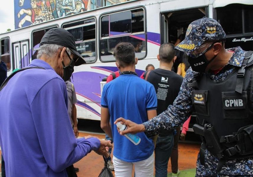 Venezuela confirma 995 casos de COVID-19 en las últimas 24 horas