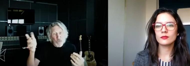 (Video) Roger Waters: «Todas las ratas huelen igual, y Piñera es una rata»