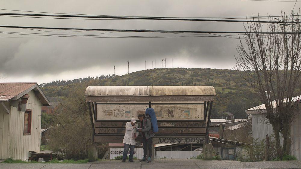 El viaje espacial: Una radiografía de Chile y sus habitantes a través de los paraderos