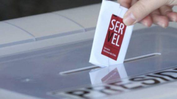 Presentan recurso de protección contra el Servel por prohibición de voto COVID-19