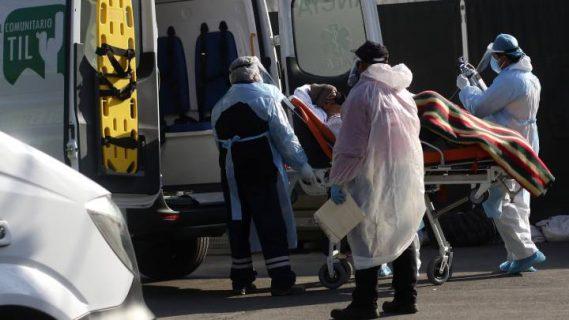 Chile acumula más de 12 mil muertos por COVID-19