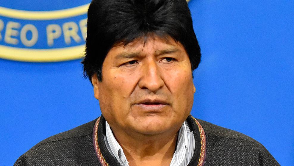 """Informe de HRW: """"Cargos desproporcionados contra Evo Morales"""" y """"persecución política"""""""
