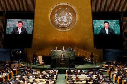 China ofrece en la ONU su vacuna contra Covid-19 como bien público y Rusia propone inmunización gratuita