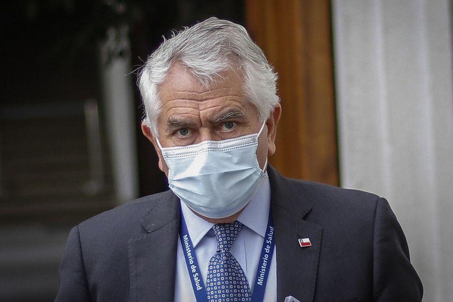 Ministro Paris alarmado con informe ICOVID que revela aumento de contagios en el Maule, Bio Bío y Magallanes