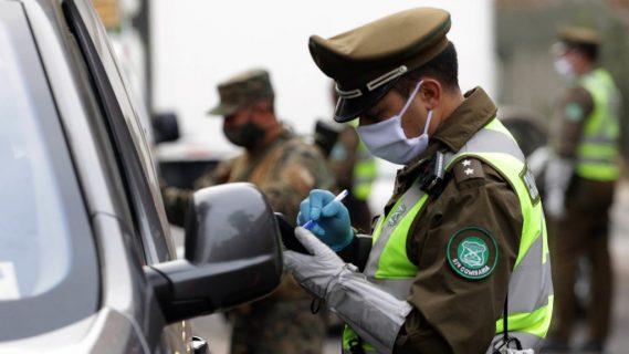 Fiestas Patrias: Carabineros detuvo a 2.870 personas en las últimas 24 horas