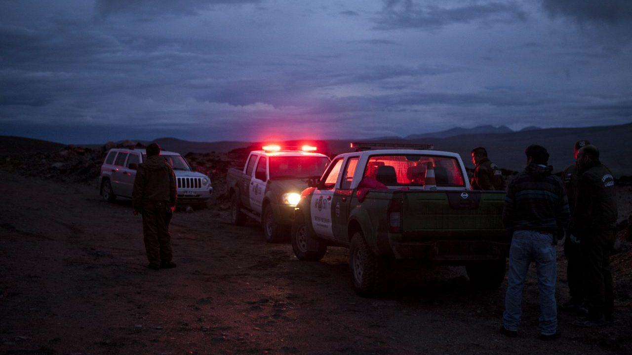 Corte de Arica confirma prisión preventiva de imputados por tráfico de migrantes