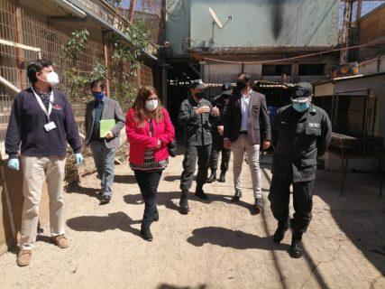 INDH Atacama monitoreó medidas para evitar propagación de Covid-19 en cárceles y centro del Sename