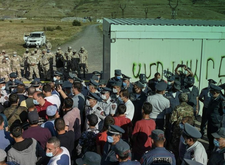 Las corporaciones internacionales quieren extraer el oro de Armenia. Pero el pueblo se defiende