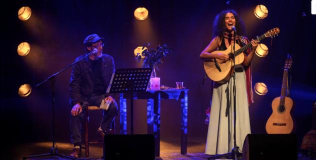 Alter-Nativos: Concierto poético musical con Elicura Chihuailaf y Natalia Contesse