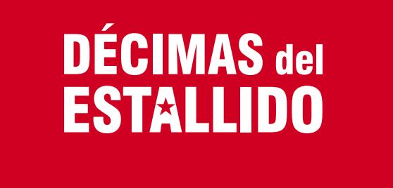 Décimas del Estallido: Nano Stern lanza cronología de la rebelión en Chile