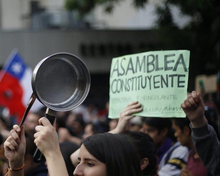 Este jueves se realiza el Segundo Encuentro Nacional de la Asamblea Constituyente Ciudadana