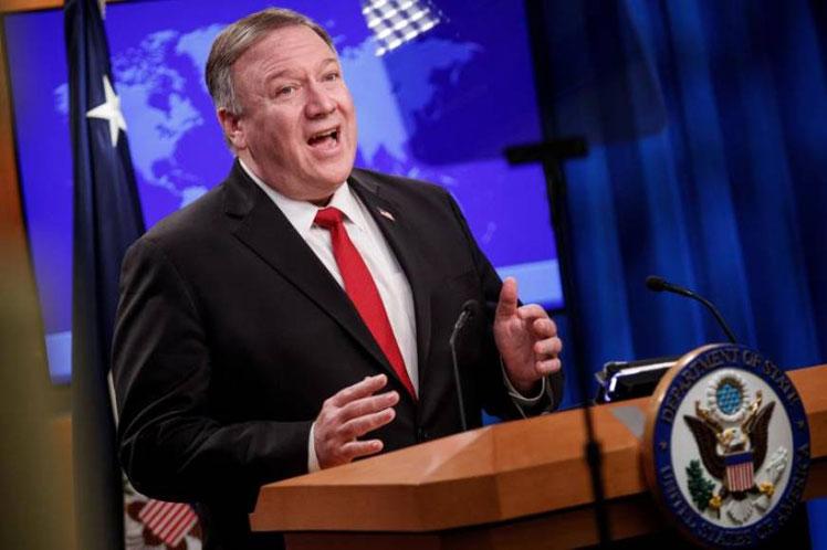 """EE. UU. renueva amenazas y empieza a construir una """"coalición global"""" contra China"""