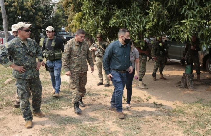 Fiscalía Paraguaya espera informe psicológico de liberado por guerrilla  para intentar encontrar a expresidente secuestrado