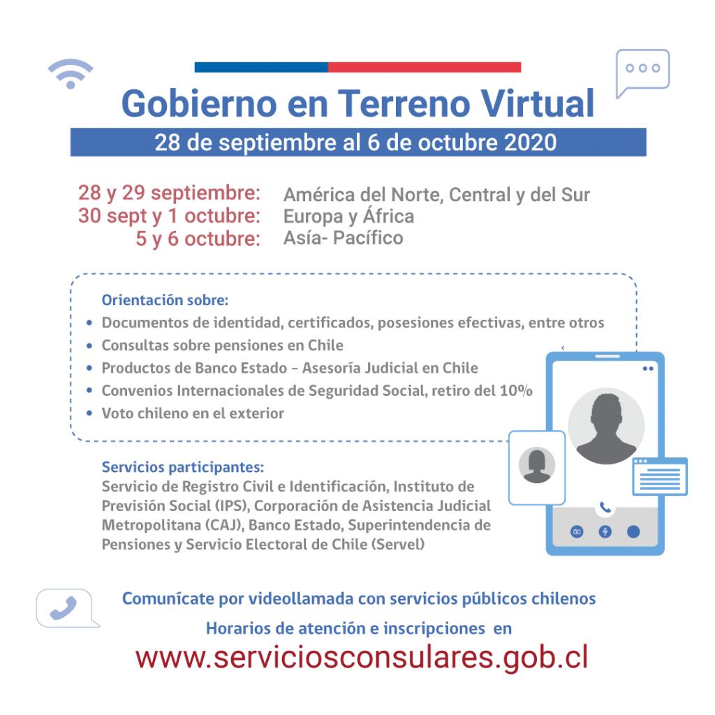 Servicios Consulares