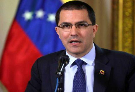Canciller venezolano denuncia que Mike Pompeo aprovecha gira de campaña electoral por Suramérica para amenazar a su país