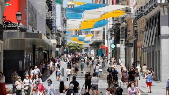 Madrid en medio de la incertidumbre tras amenaza del estado de alarma