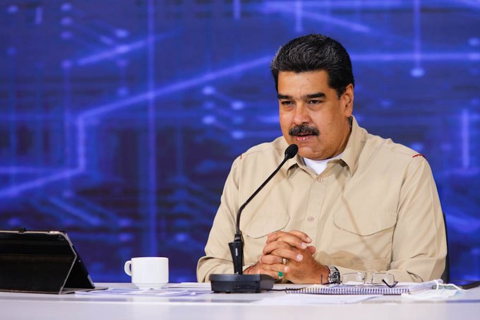 Maduro plan gasolina refinerías