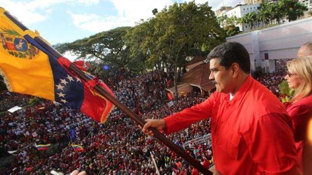 El MIR de Chile da respaldo irrestricto al gobierno de Nicolás Maduro
