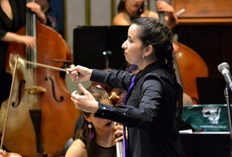Músicas chilenas participarán en Tercer Simposio Internacional de Directoras de Orquestas