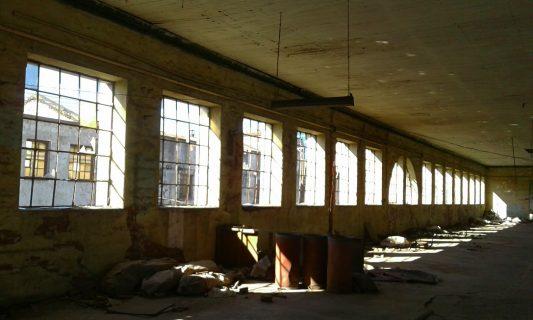 Concepción: Abren licitación para rescatar histórico inmueble de ex fábrica Paños Biobío