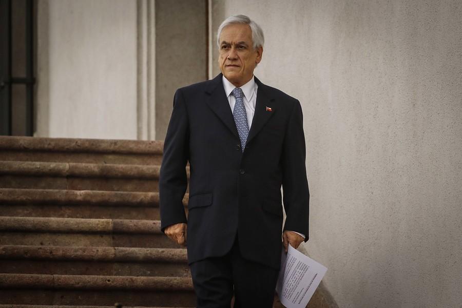 Fenats criticó veto de Piñera a proyecto de tutela laboral para empleados públicos