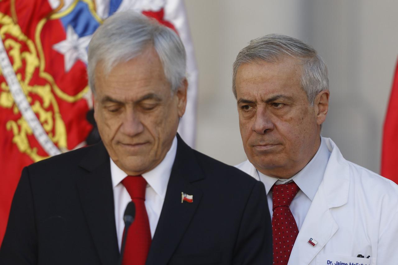 Alcalde Jadue amplía su querella y acusa a Piñera y Mañalich de propagar el coronavirus