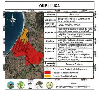 Puchuncaví: Proyecto Maratue sufre duro revés tras pronunciamiento del Ministerio de Medio Ambiente