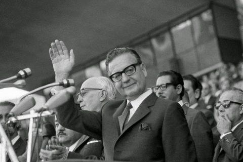Nacionalización del cobre, obra magna del Presidente Salvador Allende Gossens