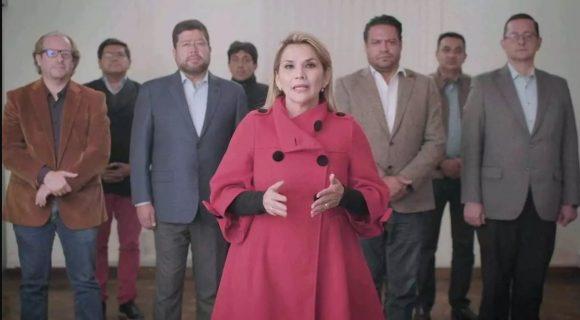 Bolivia: comenzó el ring de la oposición ante la salida de Jeanine Áñez de la carrera electoral