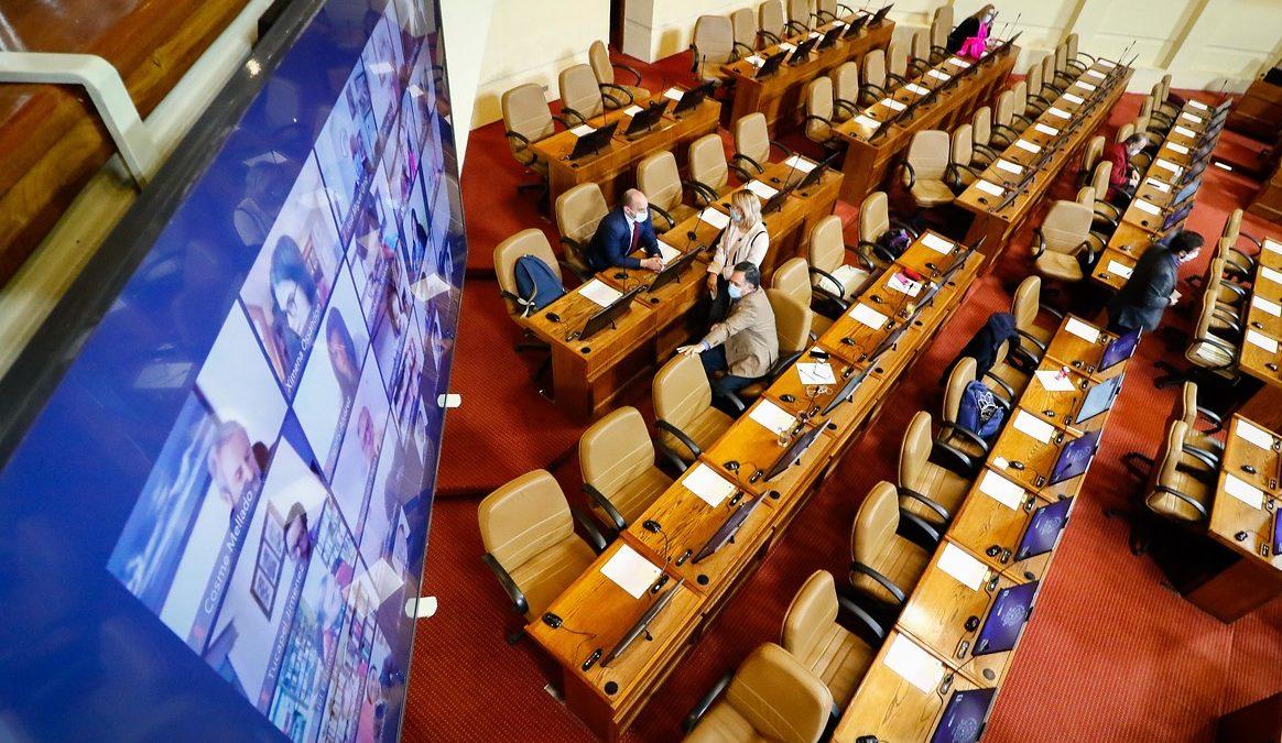 Congreso: Despachan al Senado proyecto que sanciona aumento de precios de bienes en pandemia