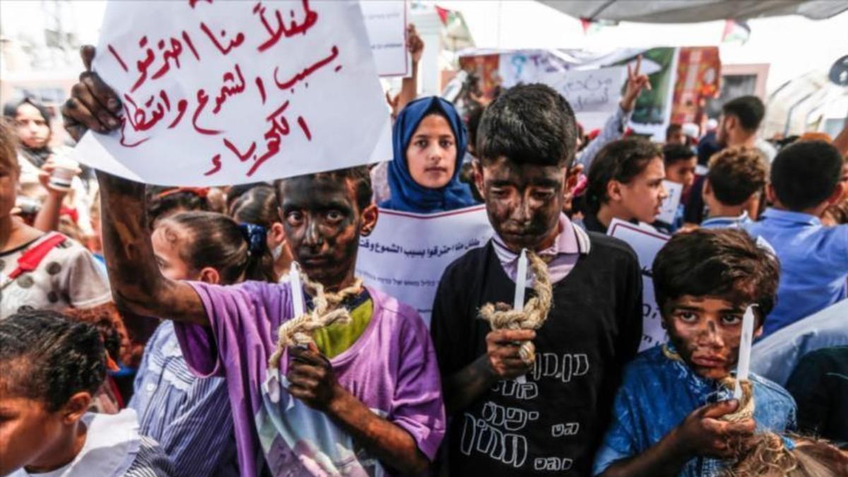 HAMAS da un plazo a Israel de dos meses para levantar el bloqueo en Gaza