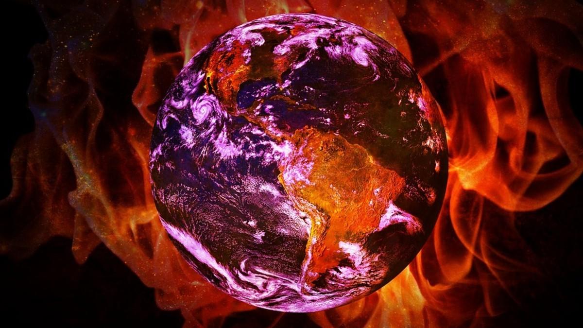 Estudio revela que el calentamiento global ha cambiado el eje de la Tierra