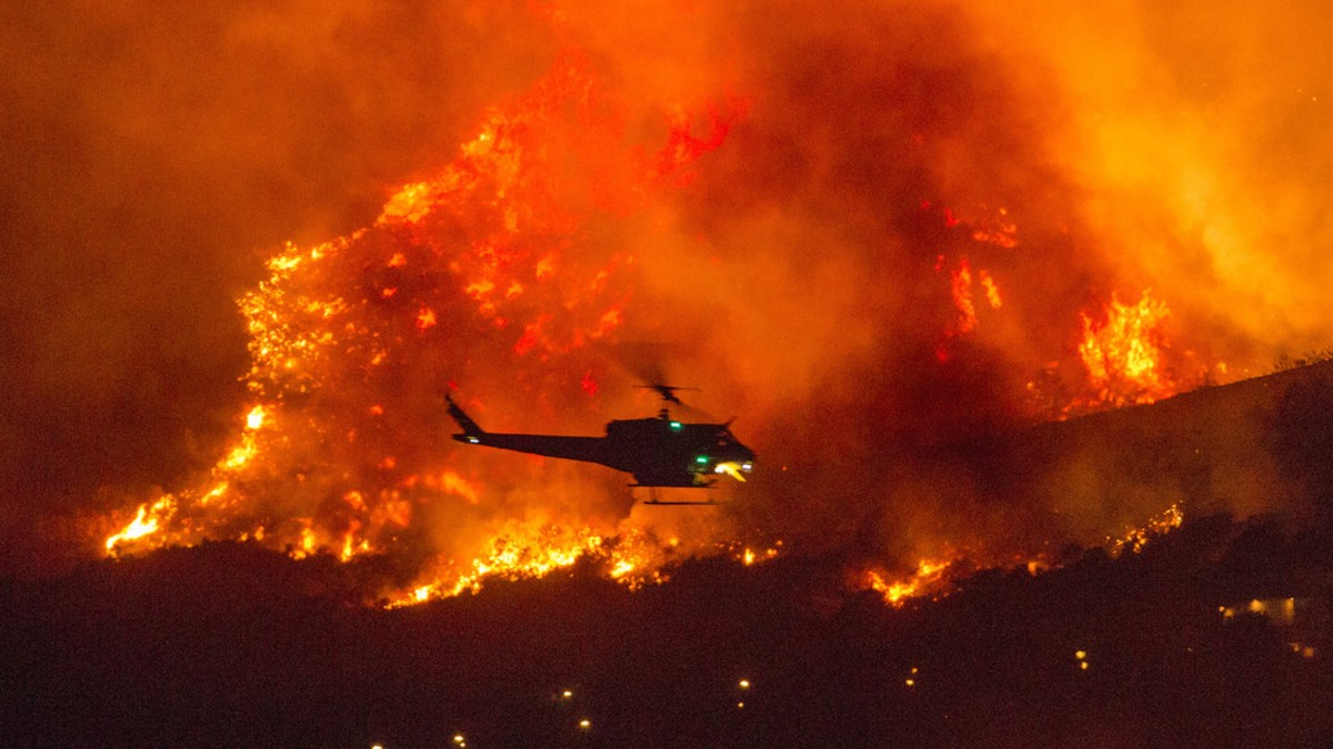 Incendios forestales en  California rompen récord y dejan 1,6 millones de hectáreas destruidas