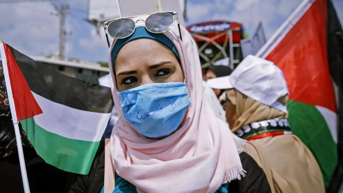 Covid-19 aumenta dramáticamente en la Franja de Gaza