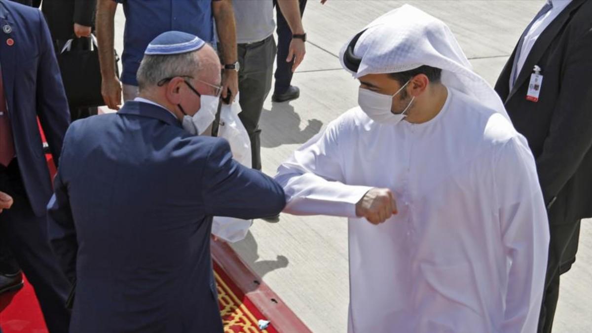 Emiratos Árabes asegura continuar acuerdo con Israel a pesar de su arremetida contra Gaza