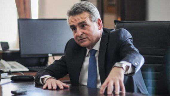 Ministro Agustín Rossi: