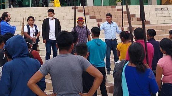 Comunidad indígena de Ecuador se manifiesta en contra de apelación que pretende desconocer sus derechos