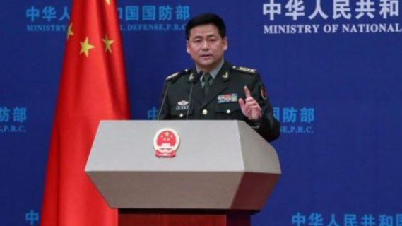 China ejecuta simulacro de combate en estrecho de Taiwán