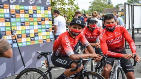 Investigan a equipo francés por posible dopaje durante el Tour de Francia 2020
