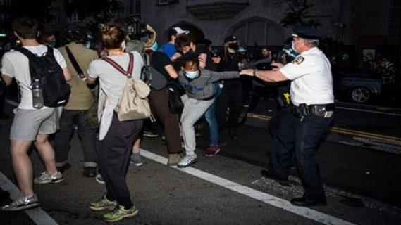 (Video) Continúan las protestas en EE.UU. por racismo y abuso policial
