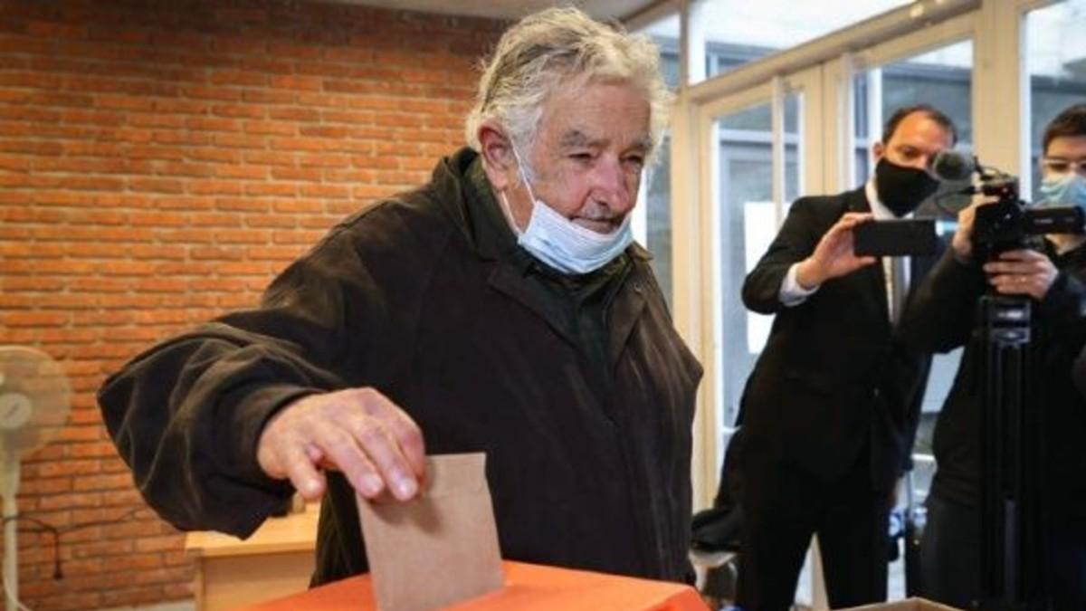 José «Pepe» Mujica anuncia su retirada de la política durante jornada electoral en Uruguay