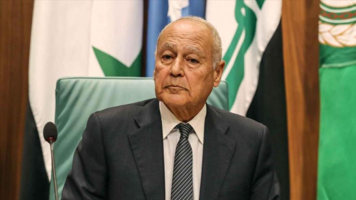 Palestina solicita la renuncia del secretario general de la Liga Árabe