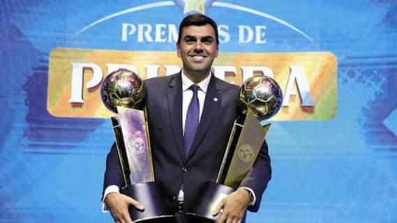 FIFA inhabilita a presidente de club paraguayo Olimpia por amañar juegos