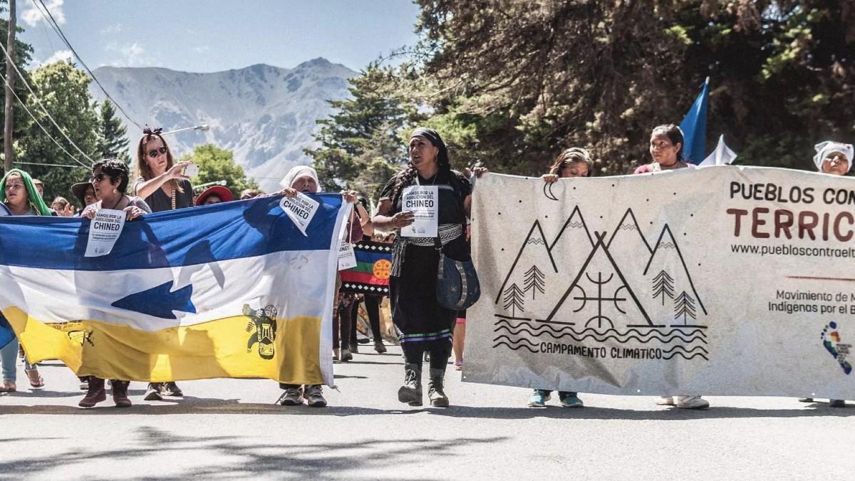 Mujeres indígenas denuncian el chineo como violencia machista