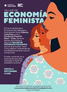 Beatriz Sánchez inauguró 2º Taller de Economía Feminista