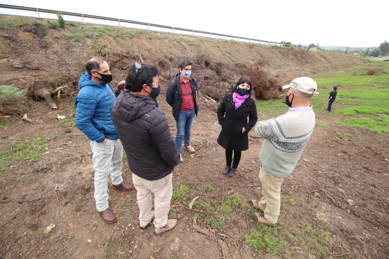 Puchuncaví: Denuncian que construcción de Ruta F-20 destruyó vertientes protegidas por ley