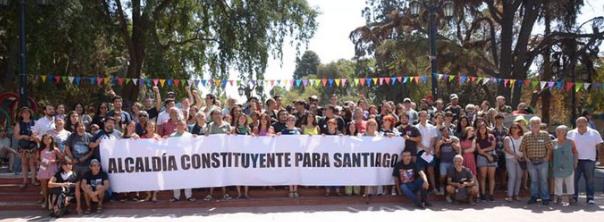 Organizaciones de Santiago preparan inéditas primarias ciudadanas para elegir candidatura a Alcaldía